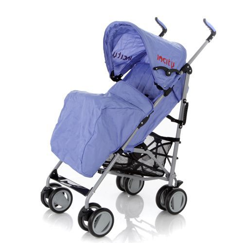 Коляска прогулочная Baby Care INCITY (7,8кг) (фото, вид 32)