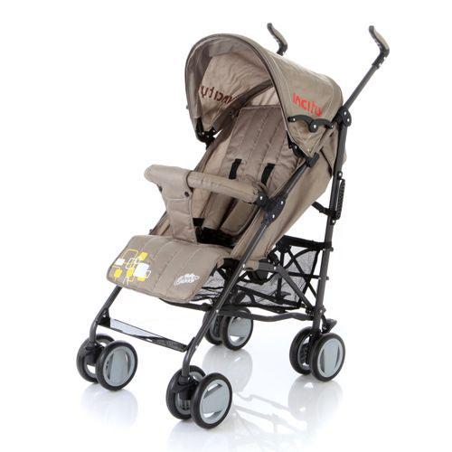 Коляска прогулочная Baby Care INCITY (7,8кг) (фото, вид 33)