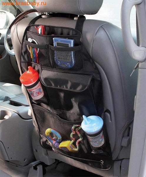 DIONO Чехол для переднего сидения STOW'n GO (фото, вид 1)