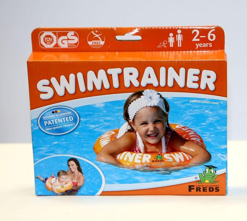 Круг для купания SWIMTRAINER обучающий плаванью (фото, вид 4)