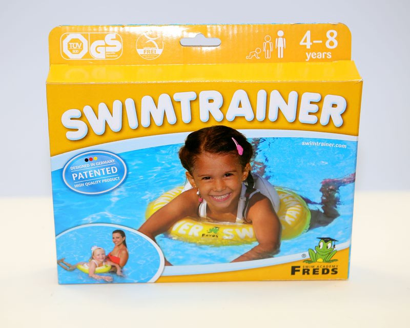 Круг для купания SWIMTRAINER обучающий плаванью (фото, вид 5)