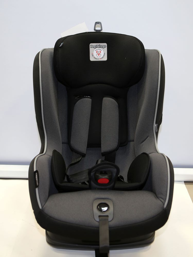 Автокресло Peg Perego VIAGGIO1 DUO-FIX TT (9-18 кг) (фото, вид 1)
