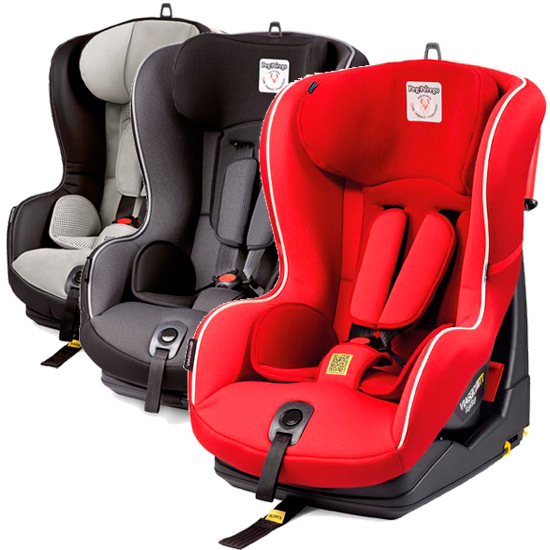 Автокресло Peg Perego VIAGGIO1 DUO-FIX TT (9-18 кг) (фото, вид 4)