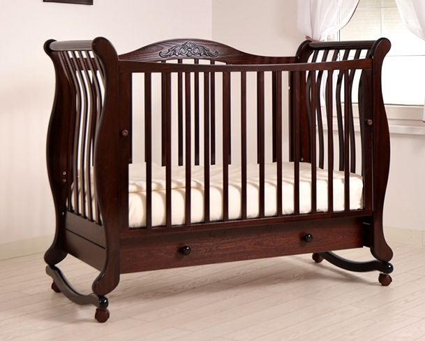 Кроватка GANDYLYAN Габриэлла (качалка) (фото, вид 2)