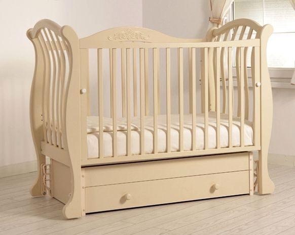 Кроватка GANDYLYAN Габриэлла люкс (фото, вид 1)