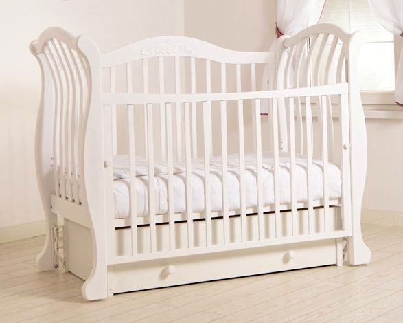Кроватка GANDYLYAN Габриэлла люкс (фото, вид 3)