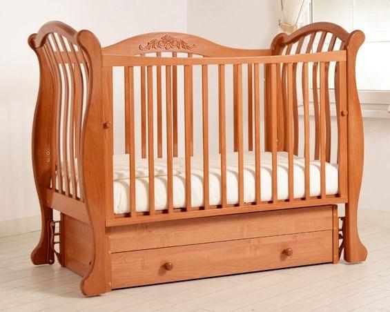Кроватка GANDYLYAN Габриэлла люкс (фото, вид 5)