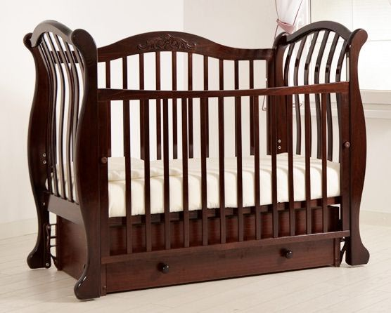 Кроватка GANDYLYAN Габриэлла люкс (фото, вид 6)