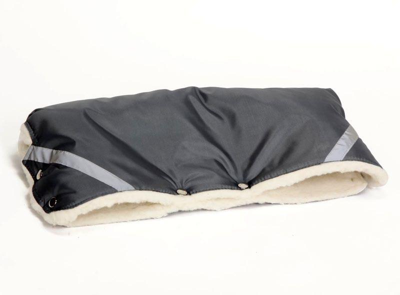Мамин-Сундучок Муфта на коляску и санки (фото, вид 2)
