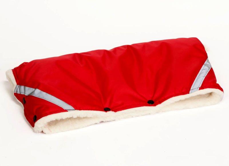 Мамин-Сундучок Муфта на коляску и санки (фото, вид 5)