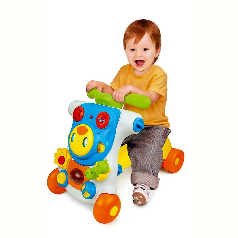 Ходунки детские WEINA Робот (от 9 месяцев) (фото, вид 1)
