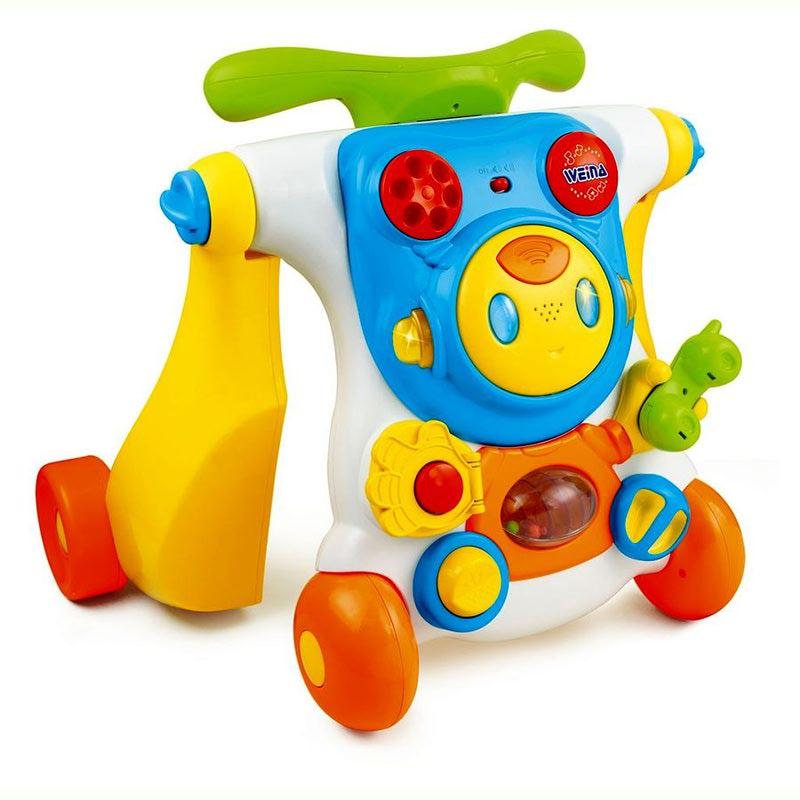 Ходунки детские WEINA Робот (от 9 месяцев) (фото, вид 2)