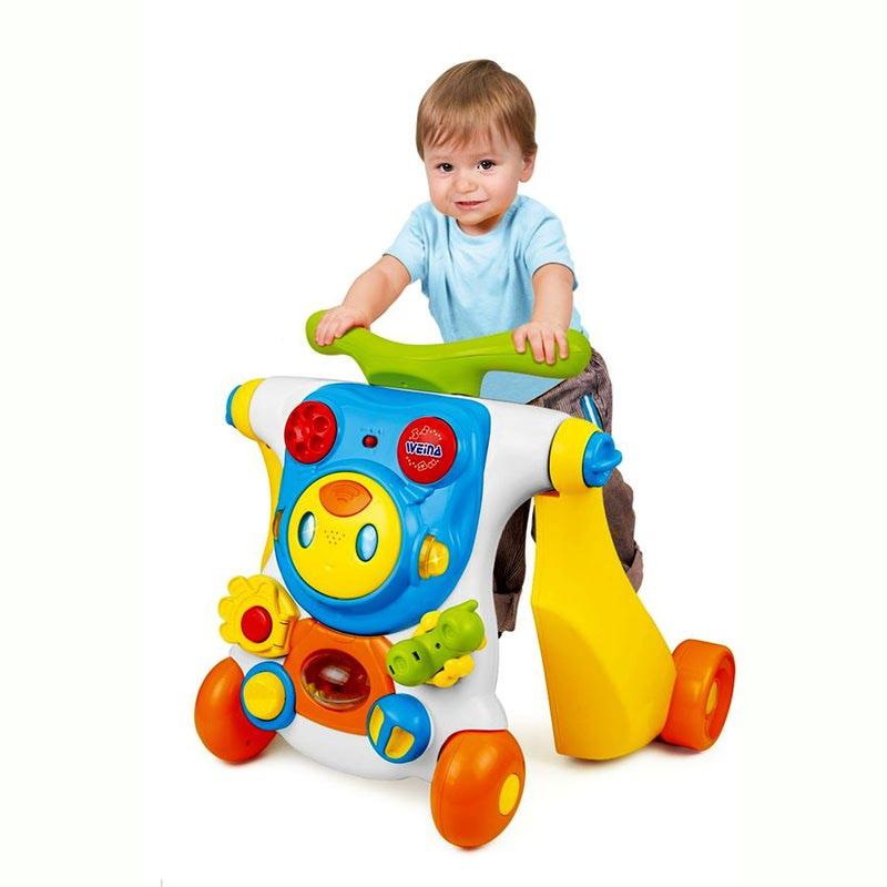 Ходунки детские WEINA Робот (от 9 месяцев) (фото, вид 3)