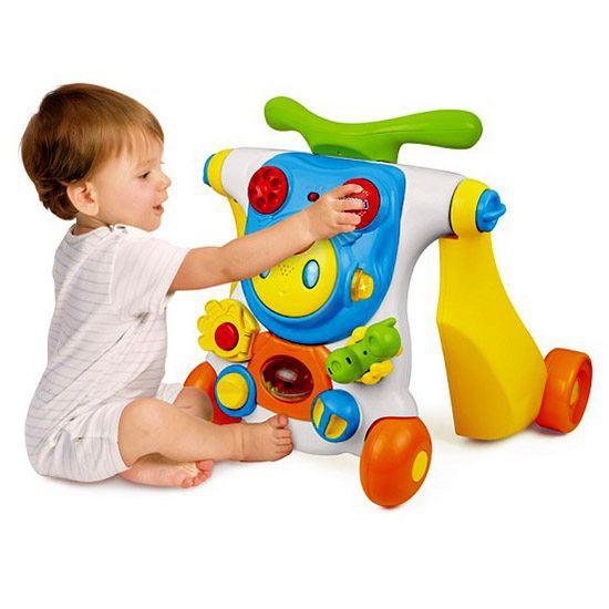 Ходунки детские WEINA Робот (от 9 месяцев) (фото, вид 4)
