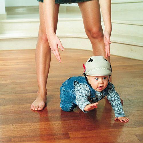 OKBABY Шлем противоударный NO SHOCK (фото, вид 2)