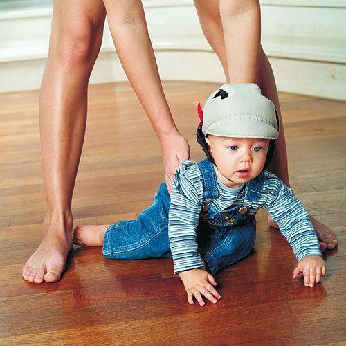 OKBABY Шлем противоударный NO SHOCK (фото, вид 3)