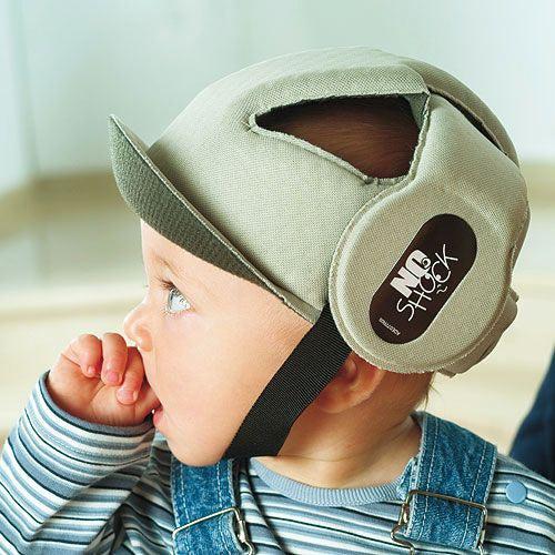 OKBABY Шлем противоударный NO SHOCK (фото, вид 7)