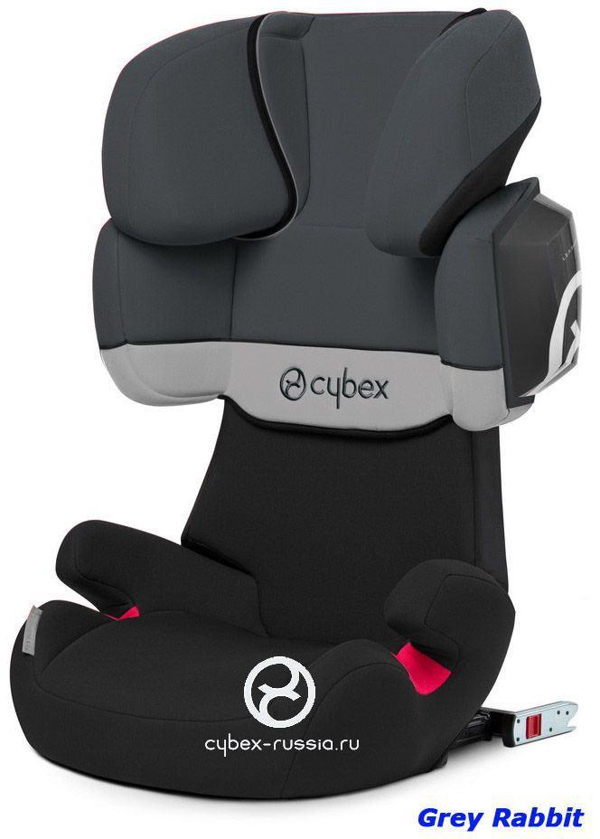 Автокресло CYBEX SOLUTION X2 FIX (15-36 кг) (фото, вид 5)