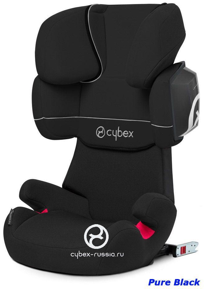 Автокресло CYBEX SOLUTION X2 FIX (15-36 кг) (фото, вид 6)
