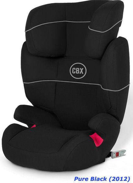 Автокресло CYBEX FREE-FIX (15-36 кг) (фото, вид 5)