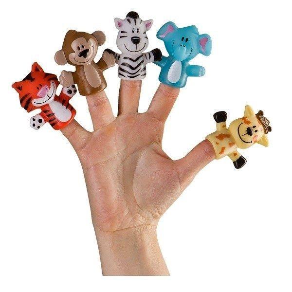 HAPPY BABY Игрушка на палец Fun amigos (фото, вид 2)