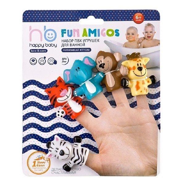 HAPPY BABY Игрушка на палец Fun amigos (фото, вид 3)