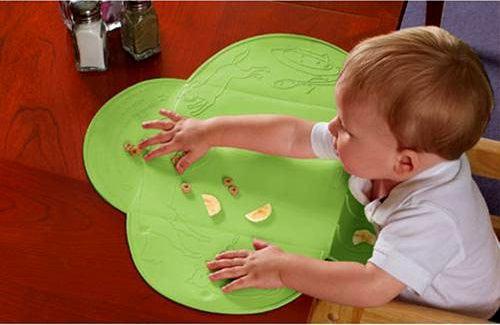 SUMMER INFANT Салфетка TINYDINER (фото, вид 4)
