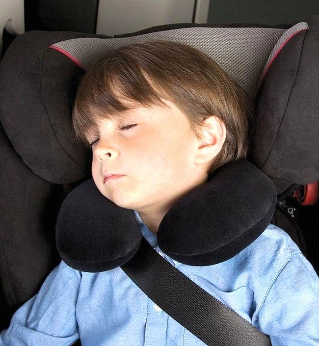 DIONO Подушка для путешествий Travel Pillow (фото, вид 1)
