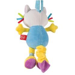 """HAPPY BABY Подвесная игрушка-растяжка с вибрацией """"Кот"""". Вид 2"""