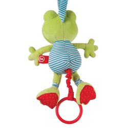 """HAPPY BABY Подвесная музыкальная игрушка-растяжка """"Лягушка"""". Вид 2"""