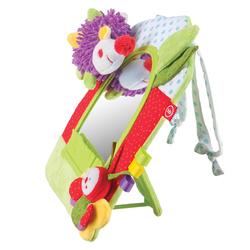 HAPPY BABY Развивающая игрушка-зеркало. Вид 2