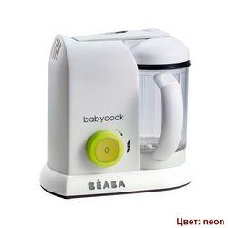 BEABA Блендер-пароварка BABYCOOK®. Вид 2