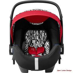 Автокресло BRITAX ROEMER Baby-Safe 2 i-Size (0-13 кг). Вид 2