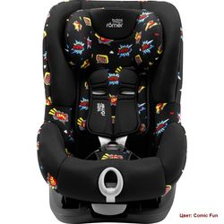 Автокресло BRITAX ROEMER KING II black series (9-18 кг). Вид 2
