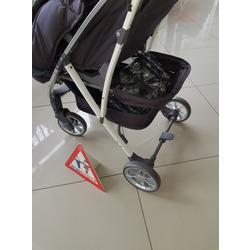 Коляска прогулочная HAPPY BABY ELEGANZA V2. Вид 2