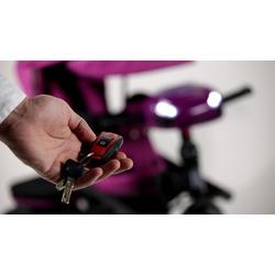Велосипед Baby Tilly трехколесный CAYMAN T-381 с поворотным сидением и наклоном спинки. Вид 2
