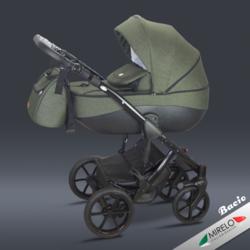 Коляска для новорожденного MIRELO BACIO ETNA 3 В 1. Вид 2