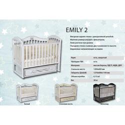 Кроватка Кедр EMILY 2. Вид 2