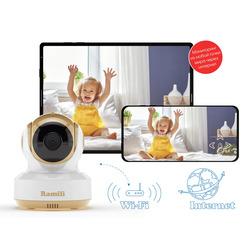 Видеоняня RAMILI BABY ВИДЕОНЯНЯ RV1500C Wi-Fi HD720p. Вид 2