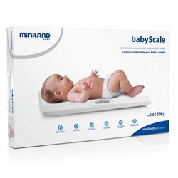 Весы электронные MINILAND электронные детские весы BabyScale. Вид 2