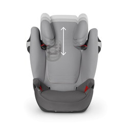 Автокресло CYBEX Solution M-Fix SL (15-36 кг). Вид 2