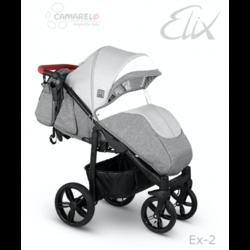Camarelo прогулочная коляска ELIX. Вид 2