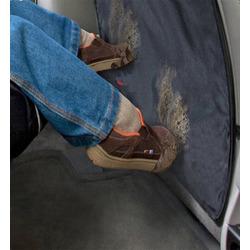 Аксессуары для авто BRITAX ROEMER Чехол для спинки переднего сиденья автомобиля Kick Mats черный (2 шт.) Артикул: 2000012236. Вид 2