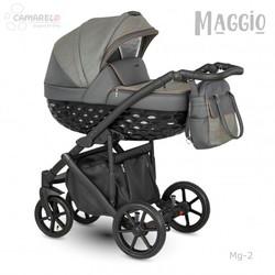 Коляска модульная Camarelo MAGGIO 2 в 1, 3 в 1. Вид 2