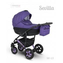 Коляска модульная Camarelo модульная коляска SEVILLA 2 в 1, 3 в 1. Вид 2