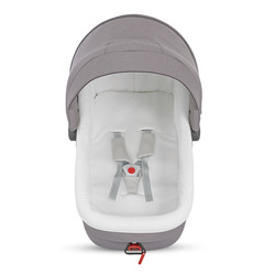 аксессуары для колясок Inglesina Комплект ремней для крепления люльки Aptica в автомобиле Kit Auto Maxi. Вид 2