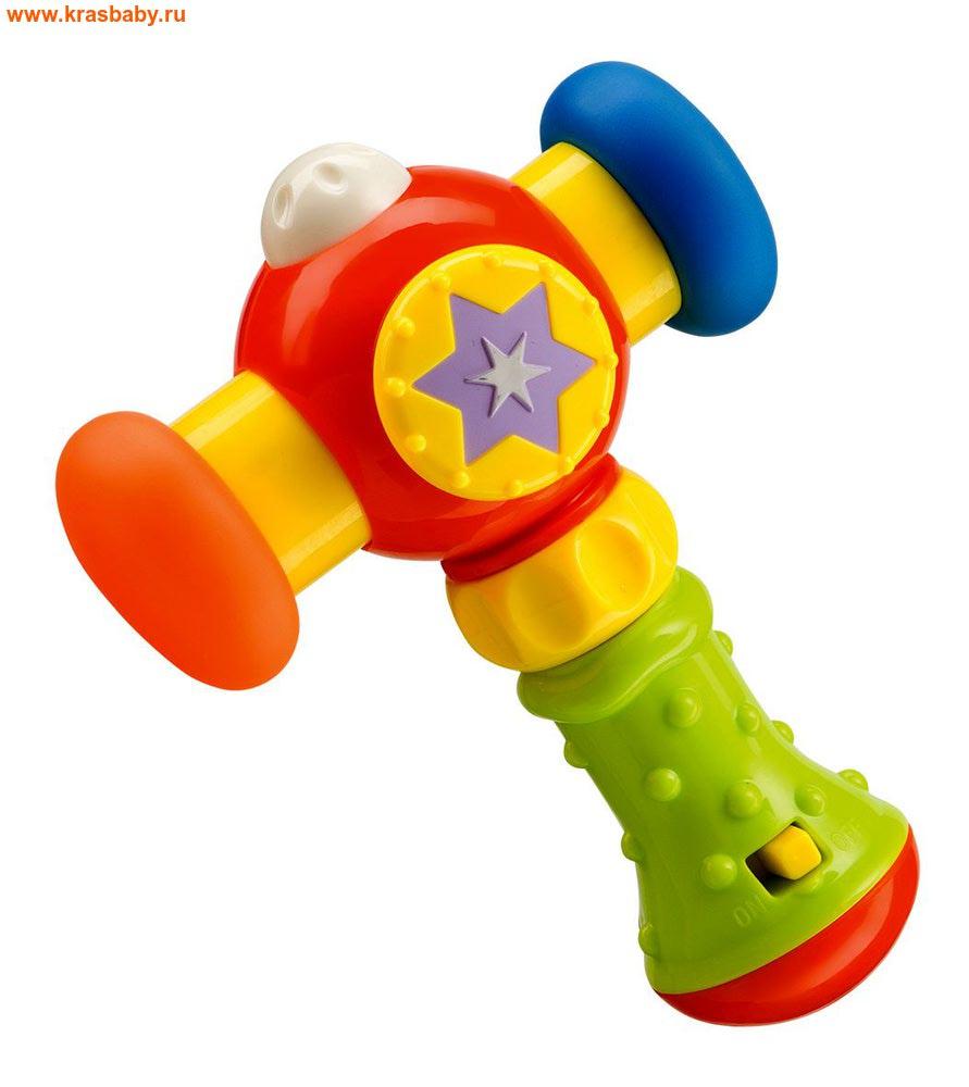 HAPPY BABY Музыкальный молоток Magic hammer (фото)