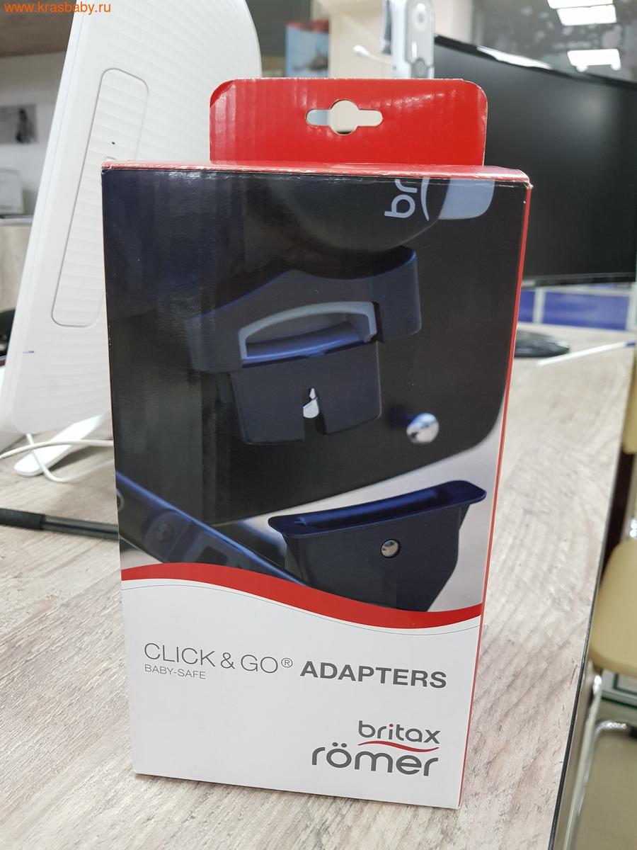 BRITAX ROEMER Адаптер-переходник для автокресла Baby-Safe (фото)