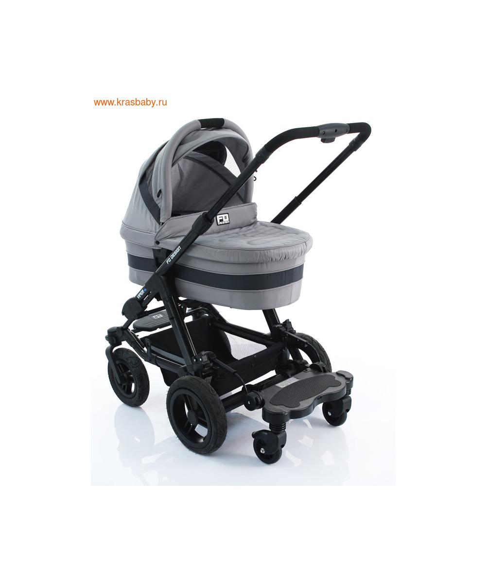 FD DESIGN Подножка для второго ребенка Kiddie Ride On (фото)