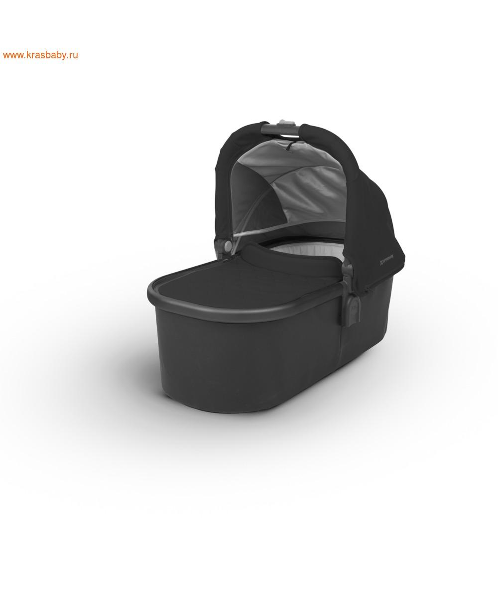 UPPAbaby Люлька для коляски Cruz и Vista 2018 JAKE (Black) (фото)